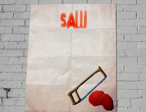 Poster Saw