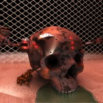 biotech skull