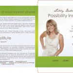 Libby Dedman - Possibility Institute