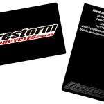 Firestorm business card