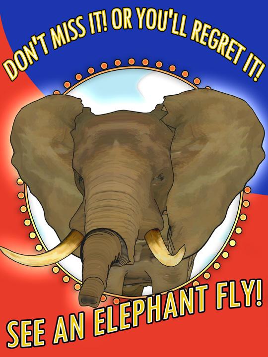 Poster Elephant
