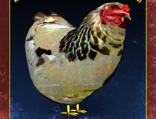 Poster Chicken